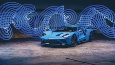 2017 Ford GT Headlines American Performance Cars at RM Auctions Auburn Fall Sale