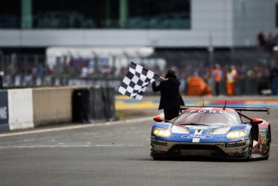 Ford Gt  Hours Of Le Mans Documentary The Return Debuts As Companys First Film On Amazon Prime Video