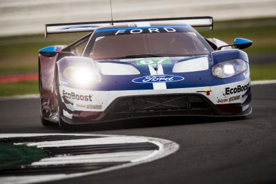 Podium Finish For The #67 Ford GT At Silverstone