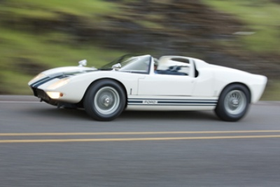 RM SECURES ONE OF THE MOST SIGNIFICANT FORD GT40S IN EXISTENCE FOR ITS FLAGSHIP MONTEREY SALE