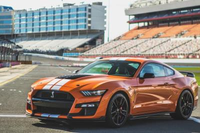 Ford Offers Complimentary GT500 Track Attack Driving Experience To Ford Mustang Shelby GT500 Owners