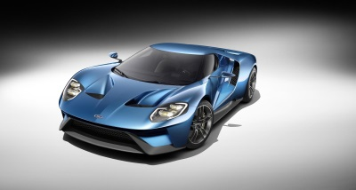 FORD GT WHEELS SHOWCASE ADVANTAGES OF CARBON-FIBRE