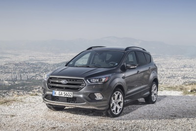 NEW FORD KUGA OFFERS CUTTING-EDGE FEATURES TO HELP DRIVERS STAY CONNECTED, COMFORTABLE, SAFE AND STYLISH ON THE ROAD