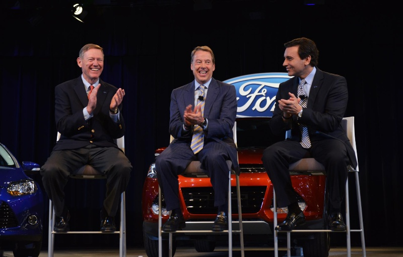 FORD ANNOUNCES ALAN MULALLY RETIRING ON JULY 1; MARK FIELDS NAMED COMPANY PRESIDENT AND CEO
