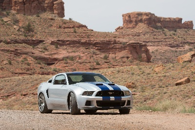 FORD MUSTANG HERO CAR FROM UPCOMING 'NEED FOR SPEED' MOVIE HEADED TO BARRETT-JACKSON AUCTION BLOCK