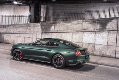 New Ford Mustang Bullitt Headed To Barrett-Jackson Scottsdale Auction For Boys Republic Charity