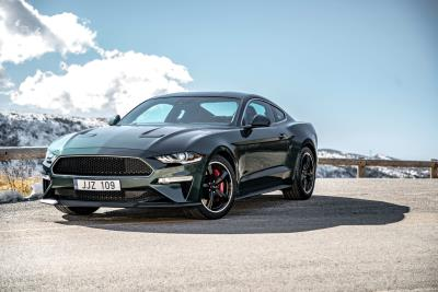 Ford Unveils Mustang Bullitt For Europe; Delivers European Debuts For New Edge SUV And New Ka+ Active In Geneva