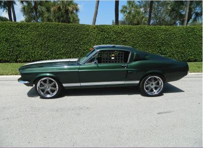 Screen Used Mustang from the Fast and Furious Franchise Consigned to Carlisle Auctions