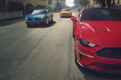 Ford Mustang Is World's Best-Selling Sports Coupe For Third Straight Year; Will Enter NASCAR Cup For 2019