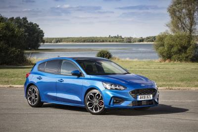 Four For Ford At Parkers New Car Awards