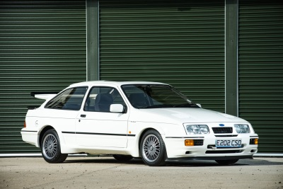 Iconic Eighties Ford Sierra Cosworth RS500 Is A Potential Record Breaker At NEC Classic Car Show Sale
