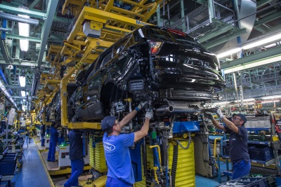 Ford Reconfirms Its Commitment To Spain; €750 Million Investment To Build The Next Generation Kuga In Valencia