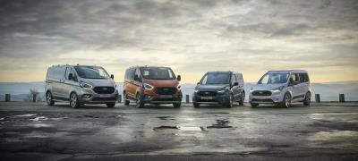 New Go-Anywhere Trail And Active Models Take Ford Transit Range Into New Territory