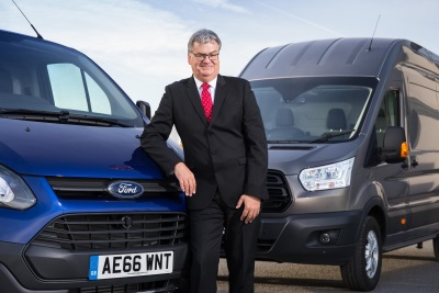 FORD TRANSIT PRODUCT MANAGER INDUCTED INTO WHAT VAN? HALL OF FAME
