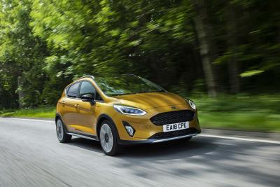 Ford Leads UK Sales As New Fiesta ST Arrives In Showrooms