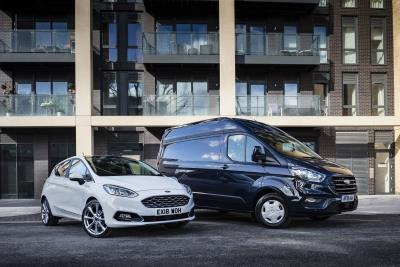 Ford Exceeds 71,000 UK Sales In March Including Best Ever Monthly CV Registrations