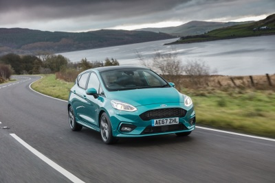Ford Announces UK Scrappage Scheme Extension Into 2018 And Market Leadership In November