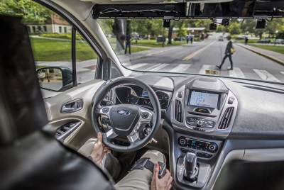 Ford, Virginia Tech Go Undercover To Develop Signals That Enable Autonomous Vehicles To Communicate With People