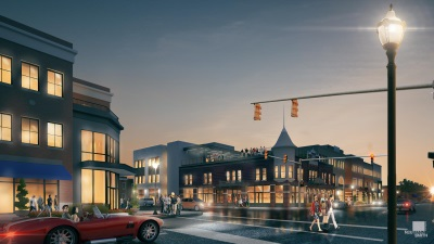 FORD INVESTS $60 MILLION TO DEVELOP WAGNER PLACE INTO NEW URBAN OFFICE, RETAIL SPACE IN WEST DEARBORN