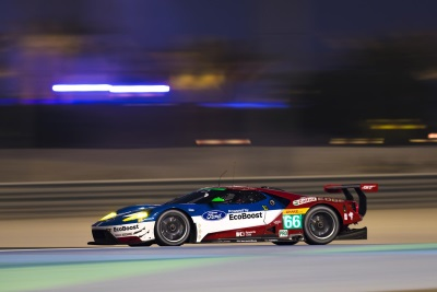 Sun Sets On A Strong Debut Wec Season For The Ford Gt