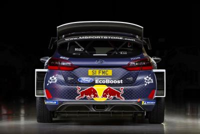 Ford Extends Commitment To WRC With Ford Performance Support For M-Sport Ford World Rally Team In 2018
