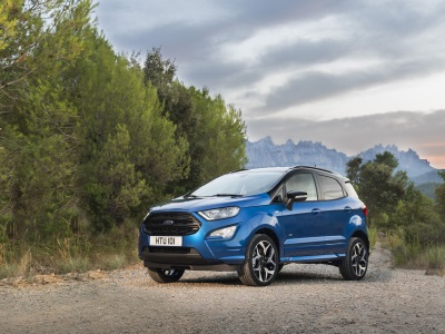 New Ford Ecosport SUV Enhances Quality, Technology And Capability To Deliver More Confidence And Comfort