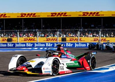 Formula E: Audi Factory Team Has Set Its Sights Firmly On The Podium In Santiago