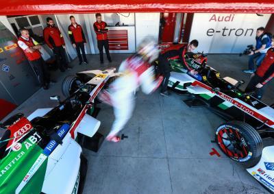 Formula E: Audi Returns To Brooklyn For Final Races Of 2017/2018 Season