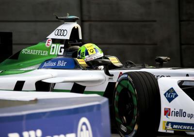 Formula E: Audi Drivers Ready To Race In Marrakesh