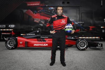 Dario Franchitti Returns To Indy Car Cockpit To Drive Honda Fastest Seat In Sports