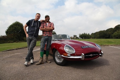 fuzz townshend 39 s car s o s first episode smashes records. Black Bedroom Furniture Sets. Home Design Ideas