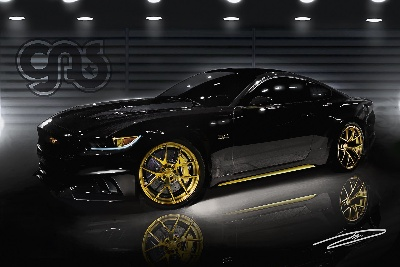 GALPIN AUTO SPORTS CELEBRATES 50TH ANNIVERSARY OF FORD MUSTANG AT 2014 SEMA SHOW