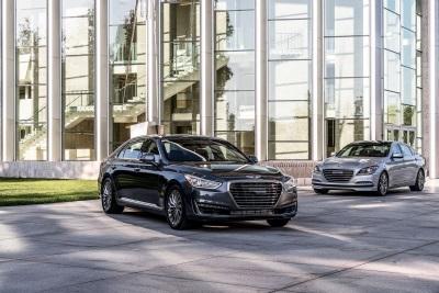 Genesis Motor America Reports October Sales