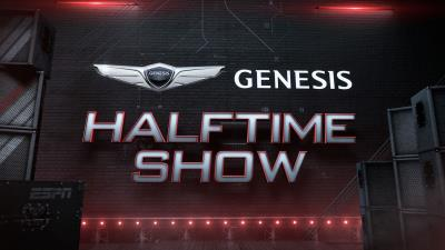 Genesis Joins ESPN's Monday Night Football As Halftime Program, Series Partner