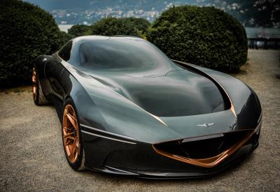Genesis Essentia Concept Completes World Tour At Monterey Classic Car Week