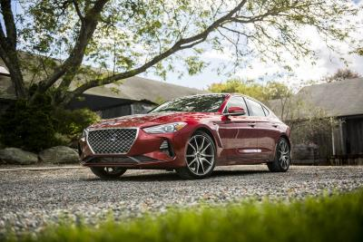 2020 Genesis G70 Collects Good Housekeeping Award For Second Consecutive Year
