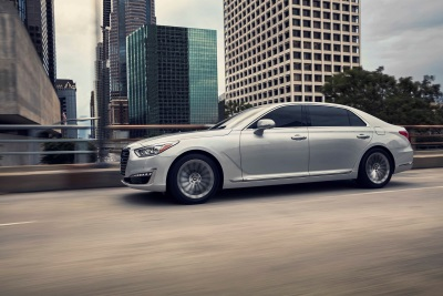 Superlative Safety: Genesis G80 And G90 Earn 2018 IIHS 'Top Safety Pick+' Ratings