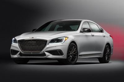 Genesis Announces Pricing For New 2018 G80 Sport Trim And Enhanced Model Line