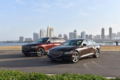 Genesis Reports September And 2020 YTD Sales