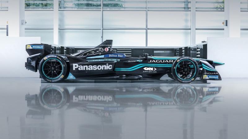 GKN Announces Multi-Year Partnership With Panasonic Jaguar Racing