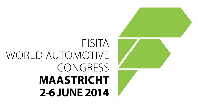 GLOBAL AUTOMOTIVE INDUSTRY LEADERS TO OPEN FISITA 2014 WORLD AUTOMOTIVE CONGRESS
