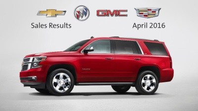 GM's Retail Sales Rise for 12th Consecutive Month Driven by Chevrolet, Buick and GMC