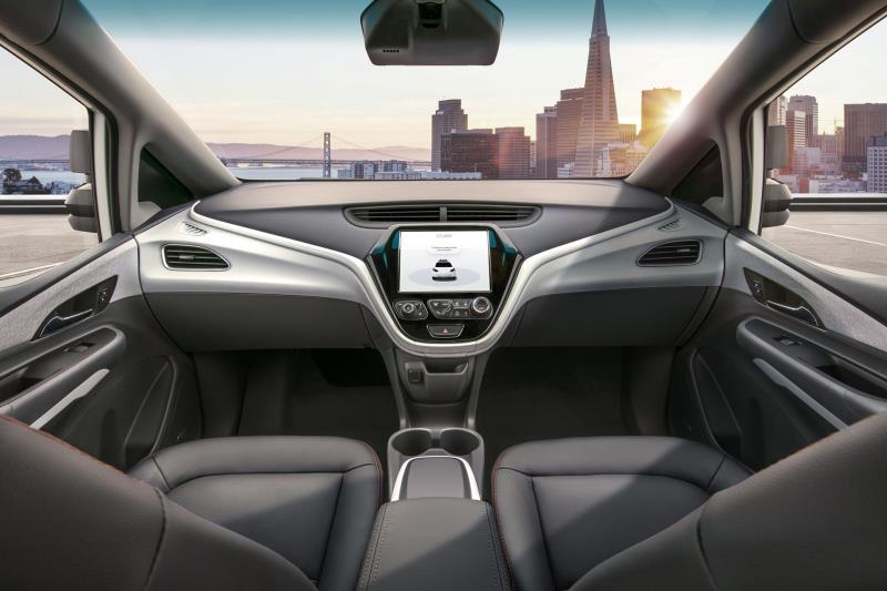 Meet the Cruise AV: the First Production-Ready Car With No Steering Wheel or Pedals