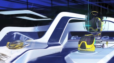 WHAT'S NEXT? GM PREDICTS JOBS OF THE FUTURE