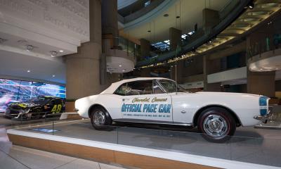 New GM World Display Celebrates Racing Heritage
