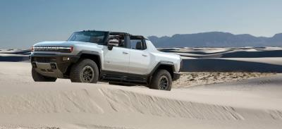 2022 GMC Hummer EV Edition 1: Experience Just How Loud Quiet Can Be