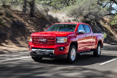 GMC CANYON IS AUTOWEEK'S BEST OF THE BEST TRUCK