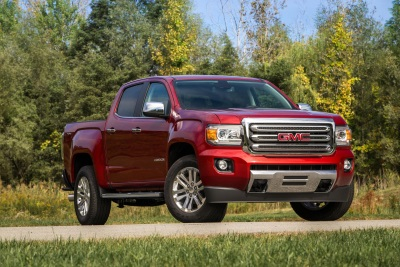 GMC CANYON DIESEL: BEST PICKUP FUEL ECONOMY – PERIOD
