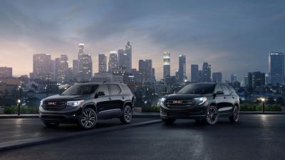 Fade To Black: GMC Introduces SUV Special Editions