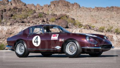 Gooding & Company Presents Three Significant Competition Ferrari Berlinettas At The Company's 15Th Annual Pebble Beach Auctions